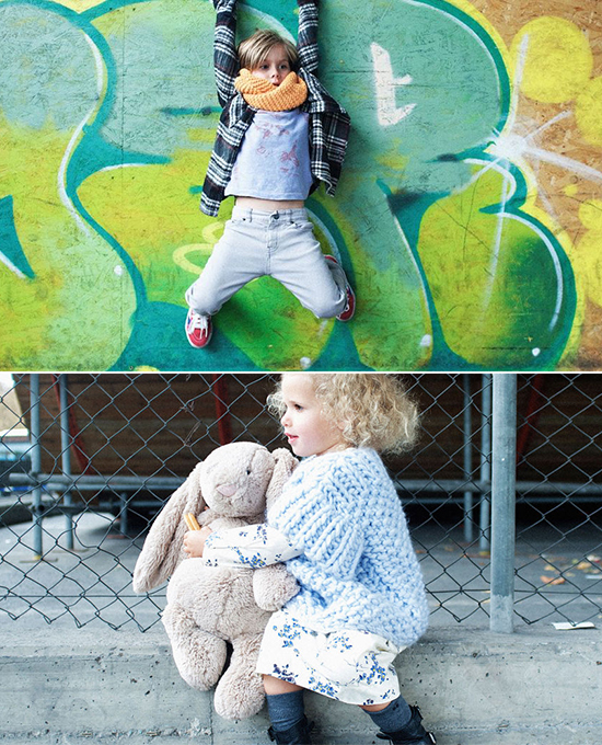Wool and the Gang - Knit Kits for babies and Kids - Stylish handknit clothing | Small for Big