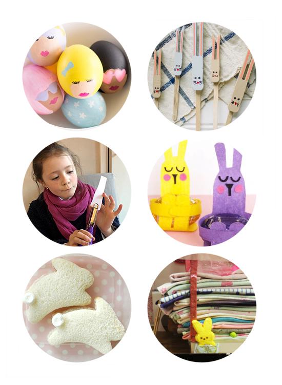 Best Easter DiYs - Free Printables for Easter - Kids Easter Crafts | Small for Big