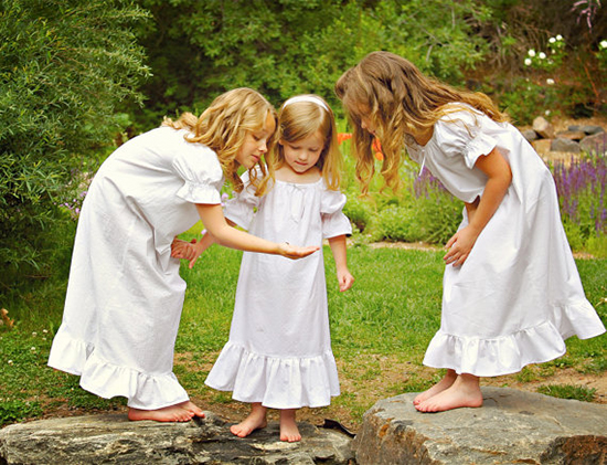Lavender Avenue Classic Handmade Nightgowns