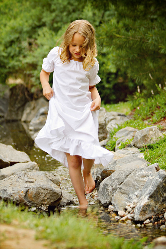 timeless summer evenings with your girls - Small for Big