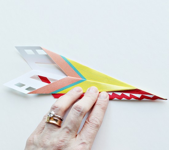 Printable Paper Planes - Cricut Explore Paper Planes - DIY Paper Planes How-to