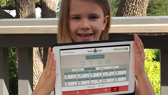 Smartfeed Safe Media Service for Families - Kickstarter Kids Media App