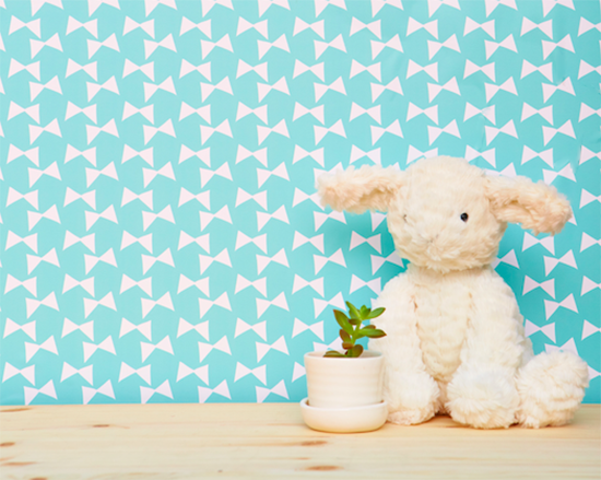 Chasing Paper Removable Wallpaper for kids rooms