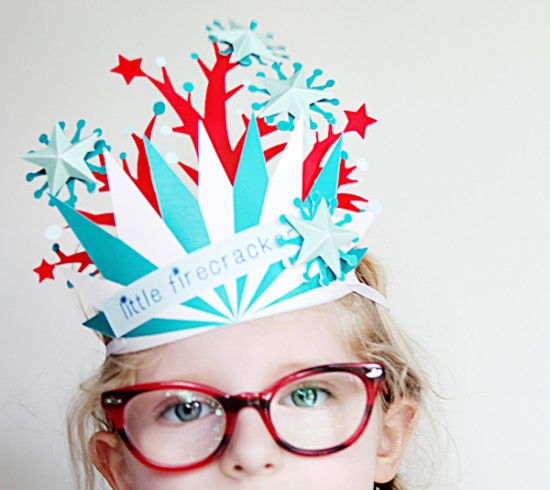 July 4th Crafts for Kids - Printable Crafts - Cricut Crafts for Kids