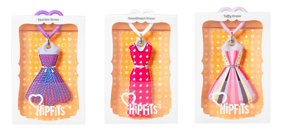 HipFits Backpack hangers - Dress Accessories - Free Printable Paper Dolls