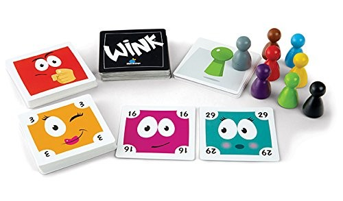 Wink game from Blue Orange Games - perfect for family game night