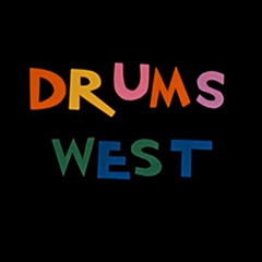 Drums West experimental paper video with Jim Henson | Small for Big