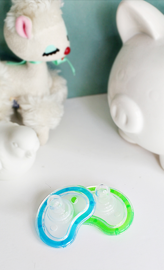 Munchkin Latch Pacifiers - 6 baby must-haves for summer - baby style | Small for Big