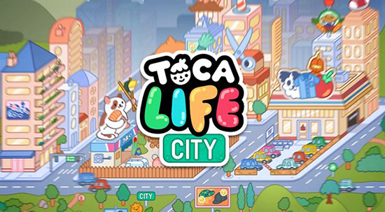Toca Boca App for Kids - Toca Life: City - Best Apps for Kids | Small for Big