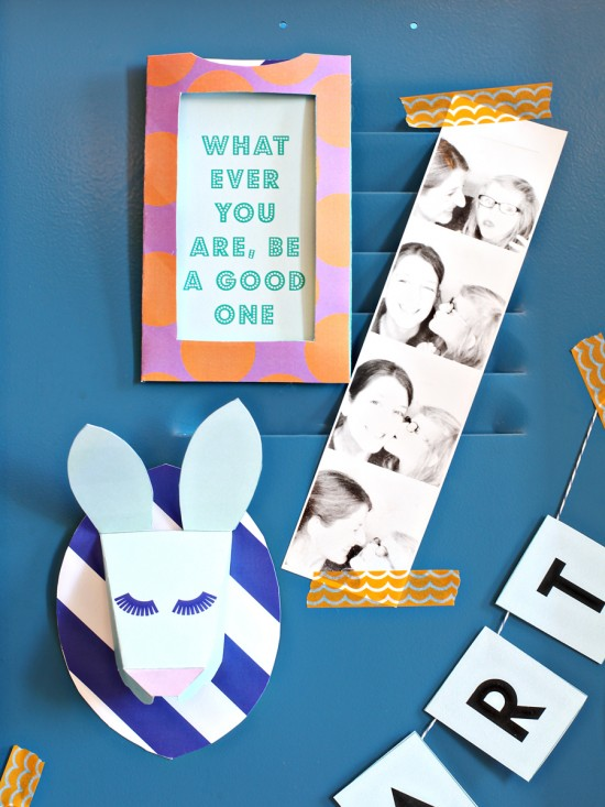 Back to School Locker Decorations - School Craft Projects for Kids - Decorate Your Room