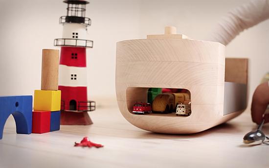 ember design modern wood toys for kids