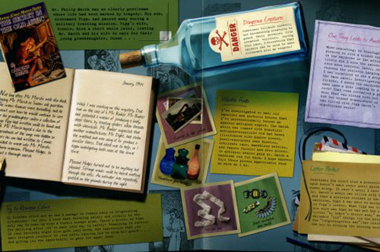 The Lost Files of Nancy Drew book