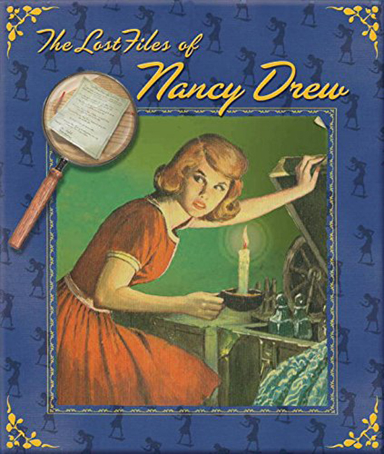 The Lost Files of Nancy Drew - Journals for Kids - Pop Up Mysteries | Small for Big