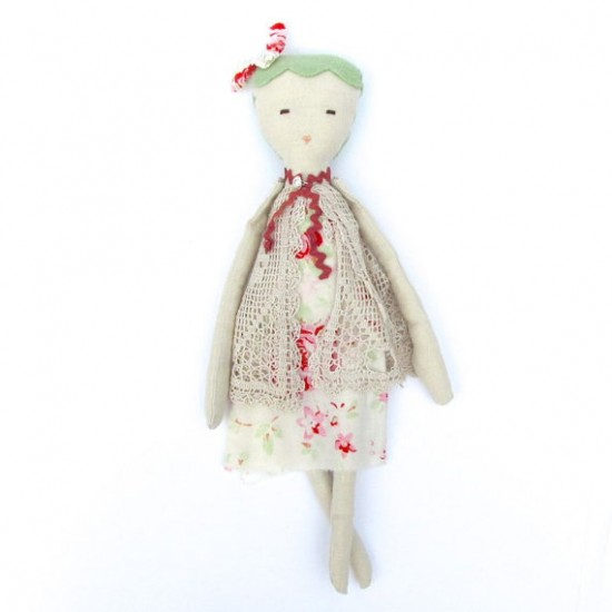 Sweater Doll sewing patterns and handmade stuffed dolls on Etsy