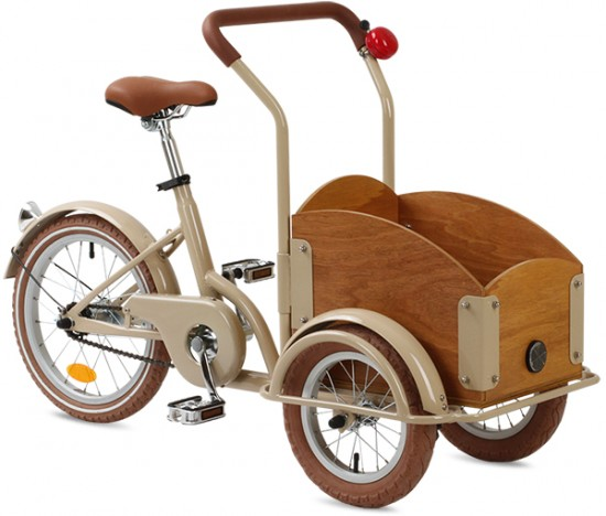 Republic Bikes for Kids - 3 wheel cargo bike - bike and wagon for kids | Small for Big