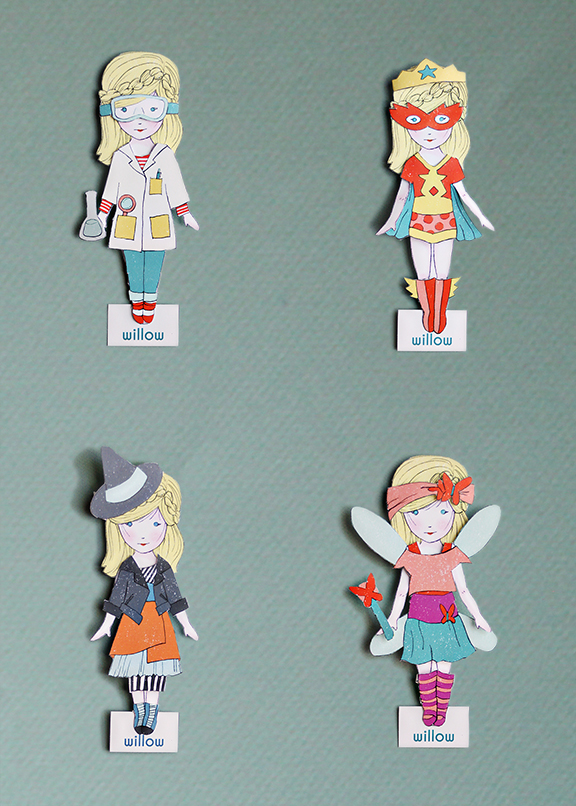 Printable Masks, Paper Dolls, and Haunted Houses DIY Paper Crafts for Kids