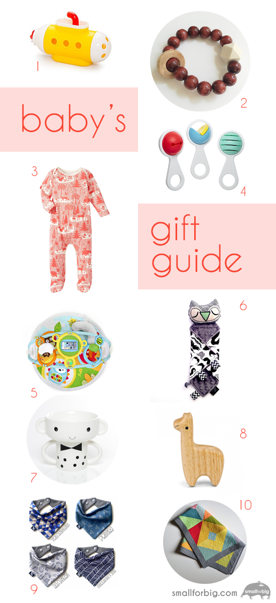 Best Baby Gifts For Christmas 2013 : Top baby gifts best for babies modern toys