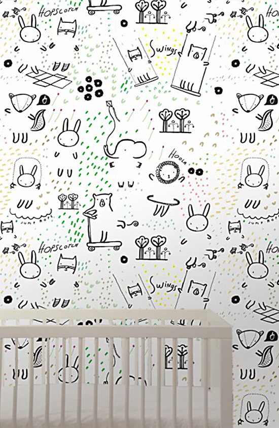 Wee Gallery Black and White Baby Gifts and Toys