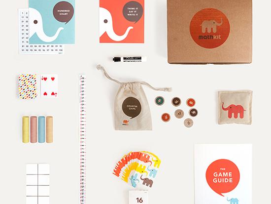 MathKit Kickstarter Campaign - Modern Design Math Game - Math for Elementary Kids | Small for Big