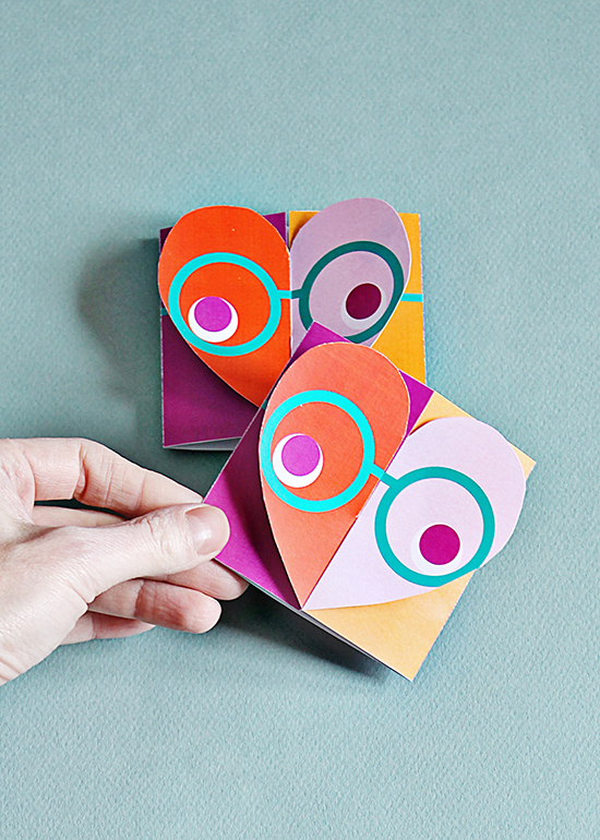 Printable Valentine Cards DIY Valentine Cards for Kids School – Diy Valentine Cards for Kids