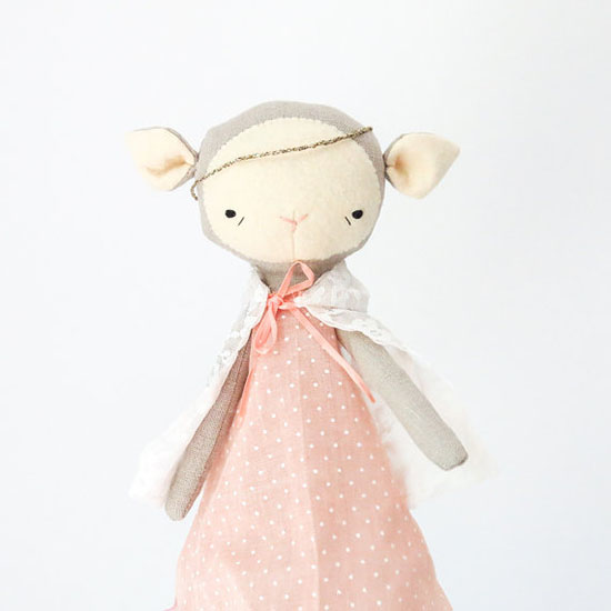 Oh Albatross stuffed animal toys - handmade dolls on Etsy