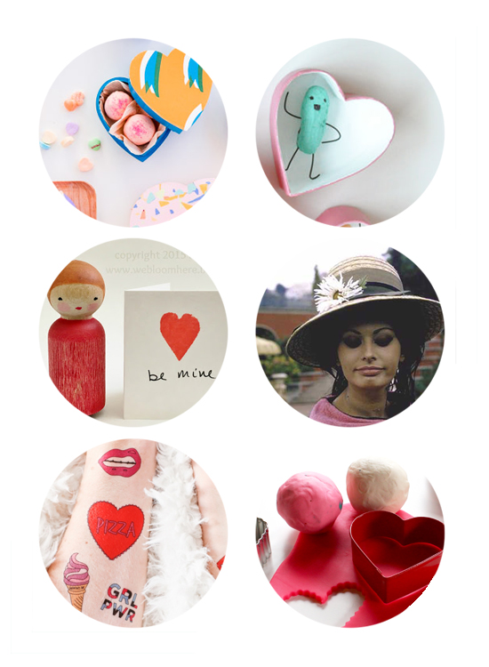 This week's top links include Valentine DIY projects and gifts for kids.
