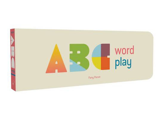 abc word play childrens book by Chronicle Books