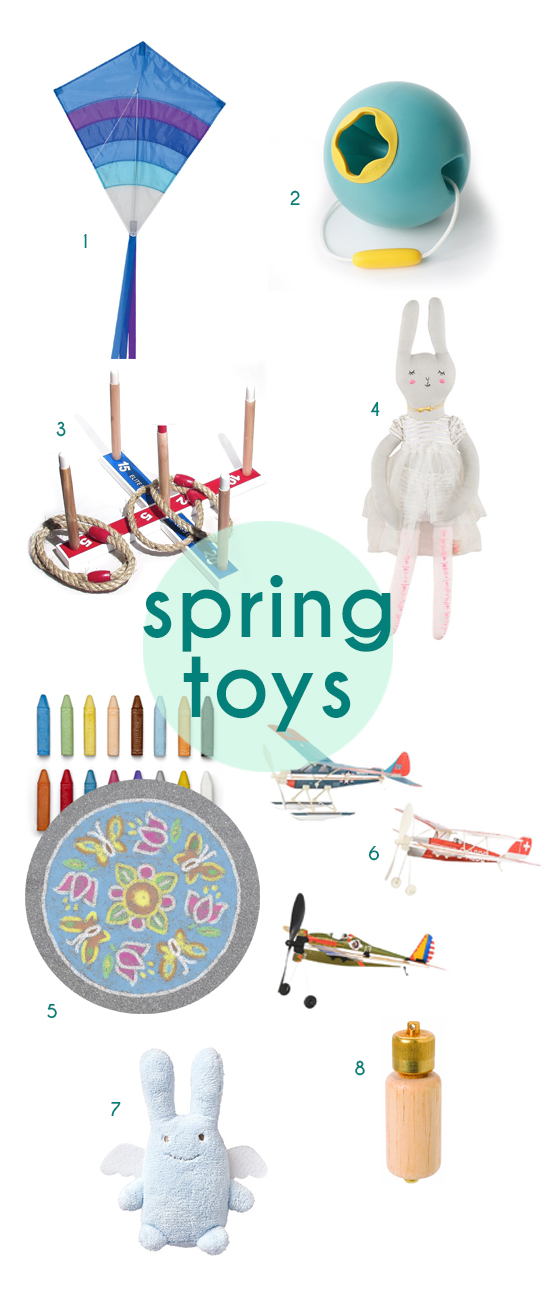 Best Toys for Easter - Spring Toys for Kids - Best Outdoor Toys | Small for Big