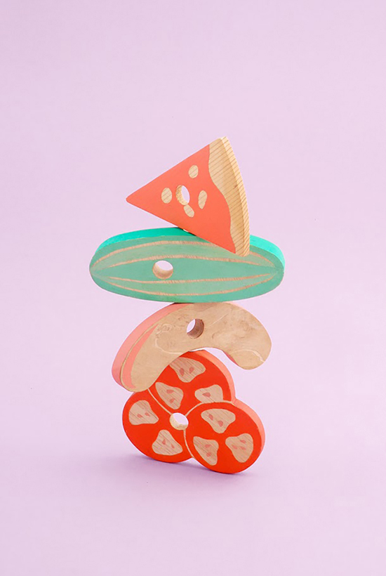 studio fludd slow food wooden toy sculpture art prototype