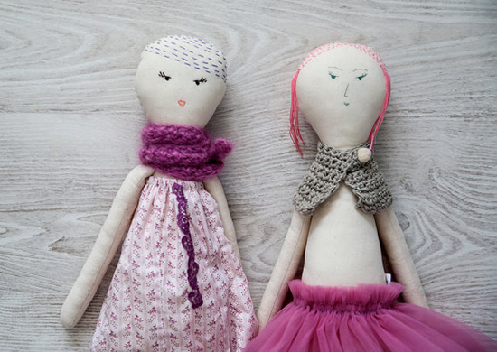 Kotakura Dolls - Handmade Soft Dolls - Handmade Cat Dolls | Small for Big