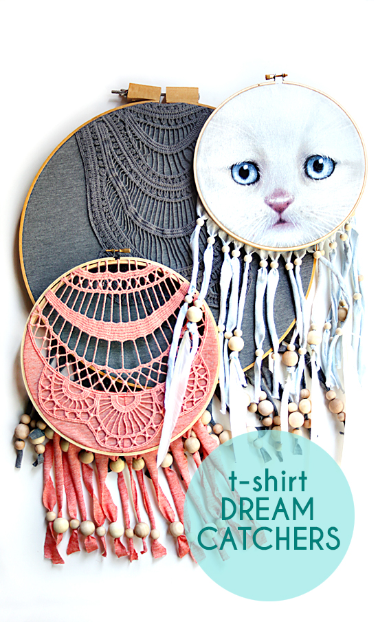 Upcycled Dreamcatcher Diy Embroidery Hoop Dreamcatcher Craft
