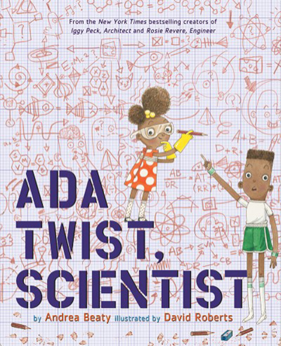 Ada Twist, Scientist - STEAM STEM Books for kids - Kid Science | Small for Big
