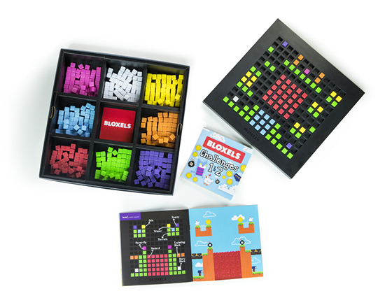 Bloxels Video Game - Video Game Creator - Tweens Best Coding and Gaming Apps | Small for Big