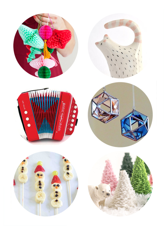 Holiday DIY - Christmas Crafts and Decor - Holiday Gift Guides | Small for Big