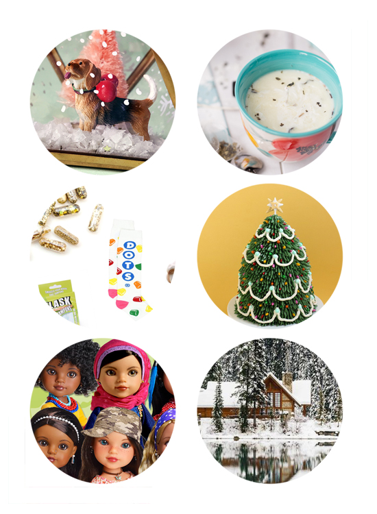 Top links online this week include Christmas Crafts and Holiday DIYs.