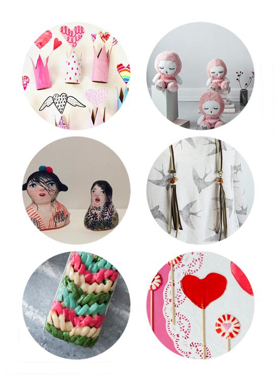 Valentine's DIYs - Designer Pie Techniques - Kids Toys | Small for Big